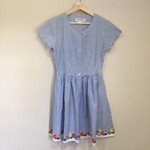 80s Vintage • summer dress / Petite 8
